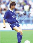 Ian Snodin, Football, Genuine Signed Autograph (01)